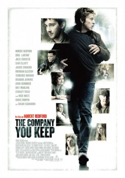 the company you keep poster robert redford