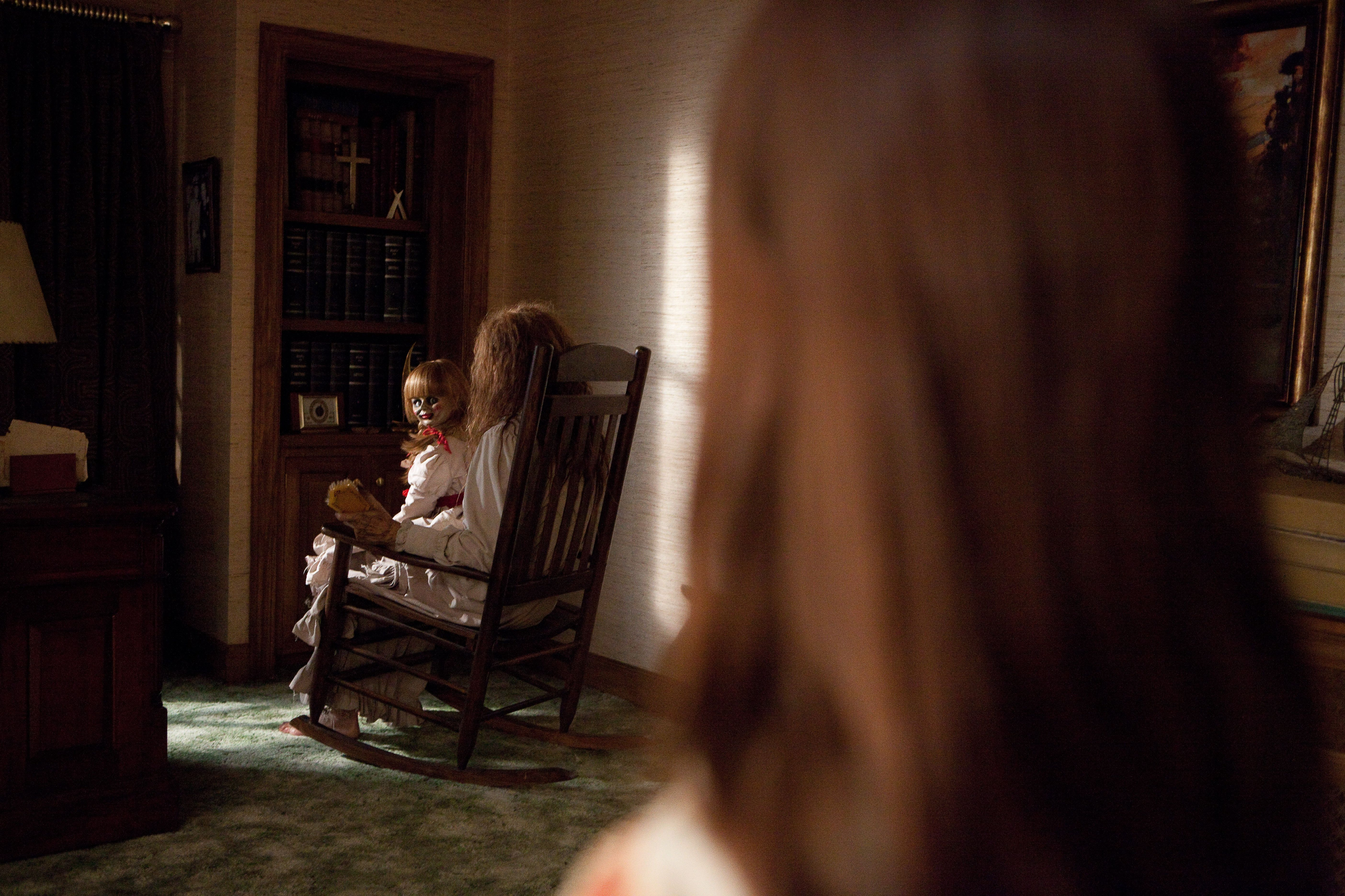 Reviews About The Conjuring The Conjuring Doll