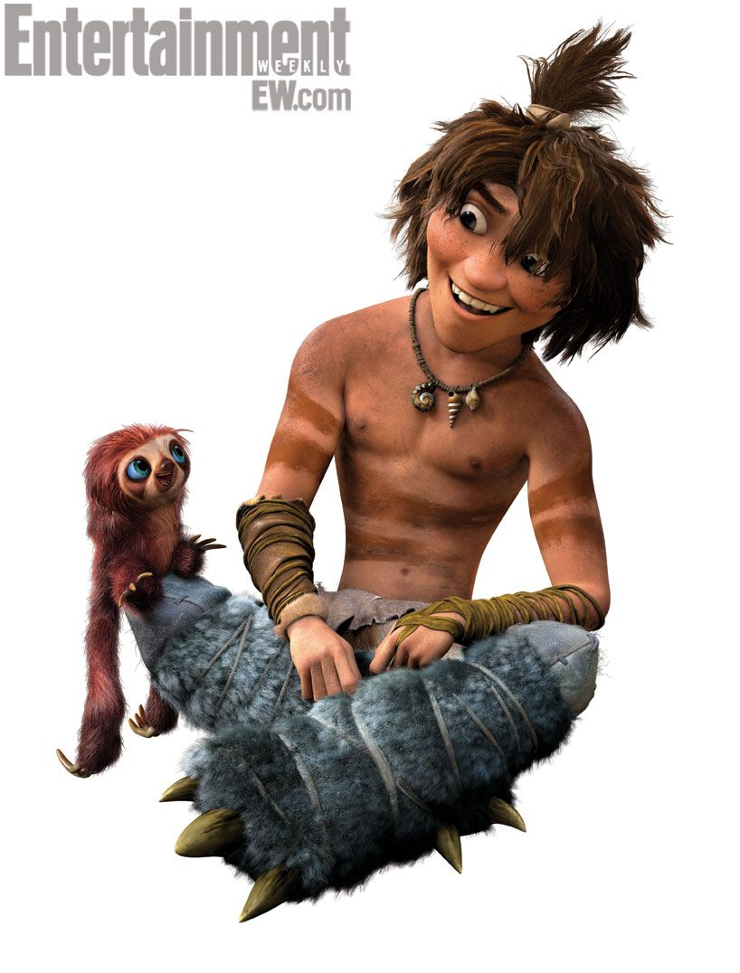 the croods images and character descriptions | collider