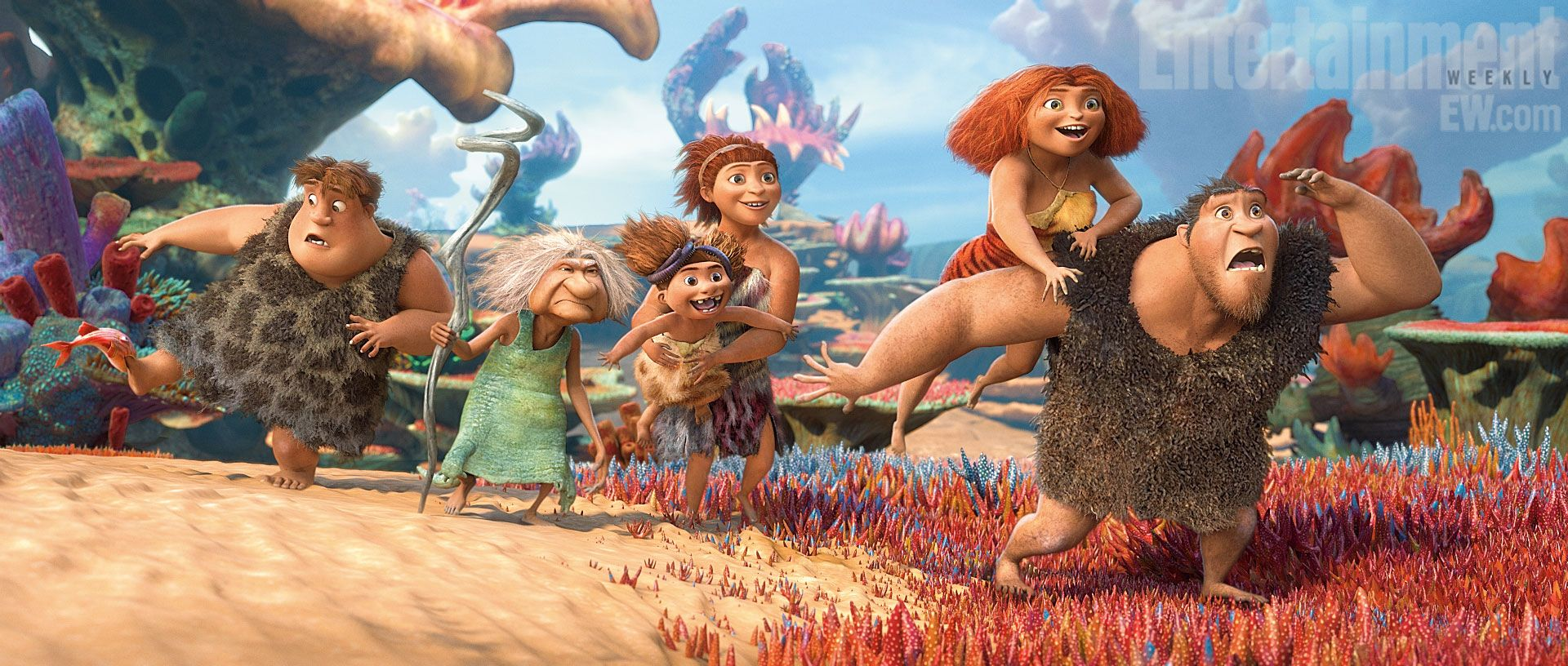 The Croods Toys R Us : The croods images and character descriptions collider