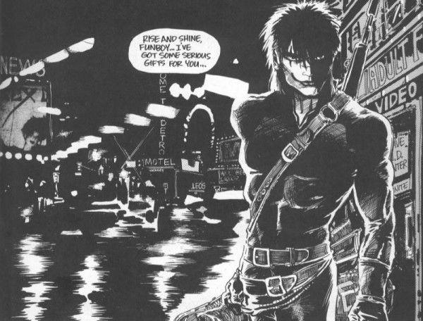 the-crow-comic