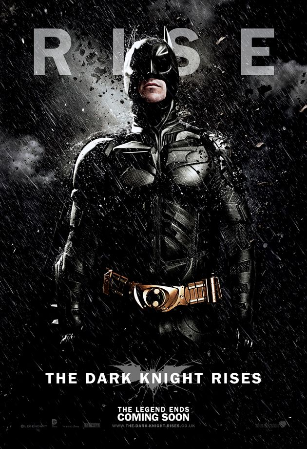 the knight dark rises
