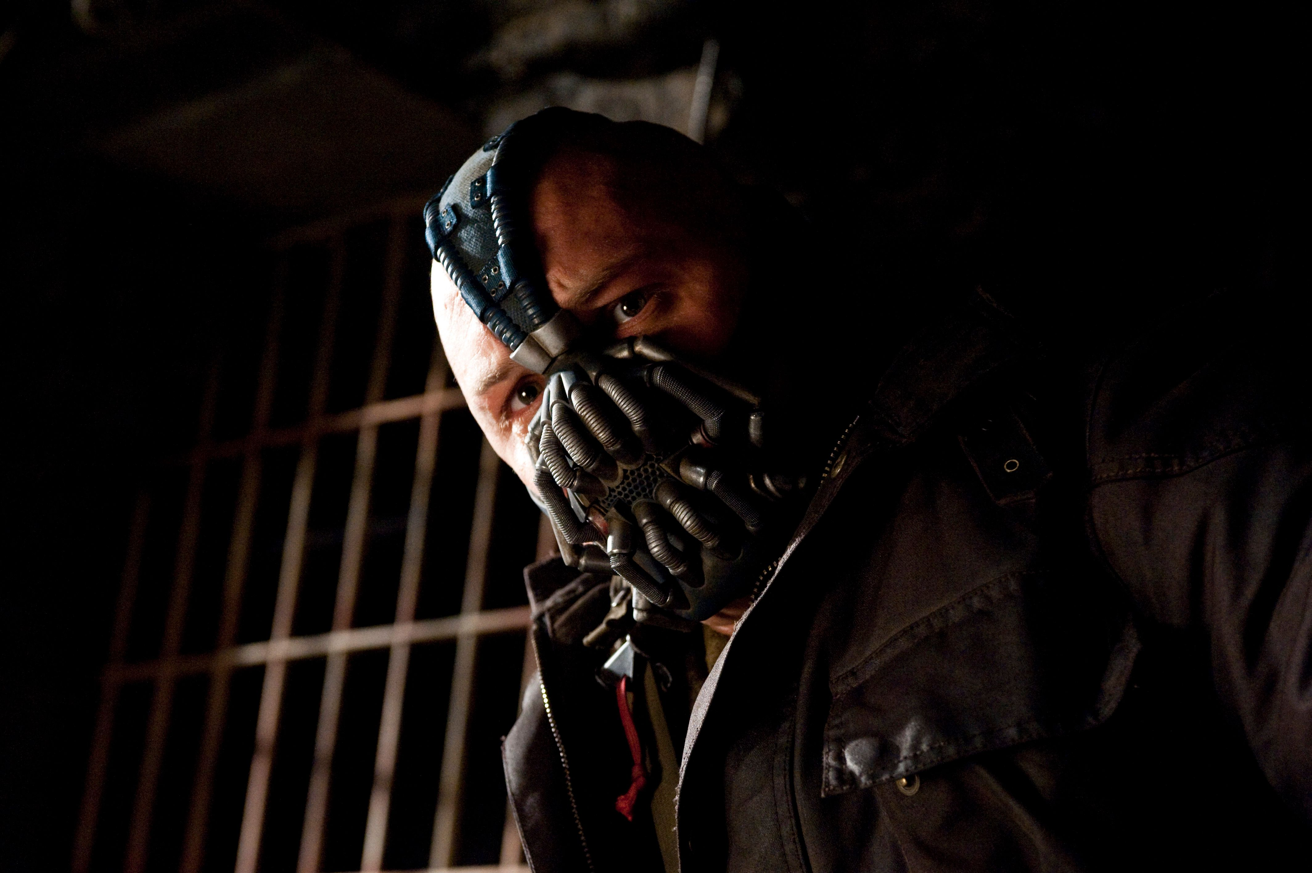 THE DARK KNIGHT RISES Images Bane, Batman, Catwoman | Collider  THE DARK KNIGHT...