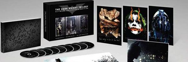THE DARK KNIGHT Trilogy Blu-ray Collector's Set Possible Images