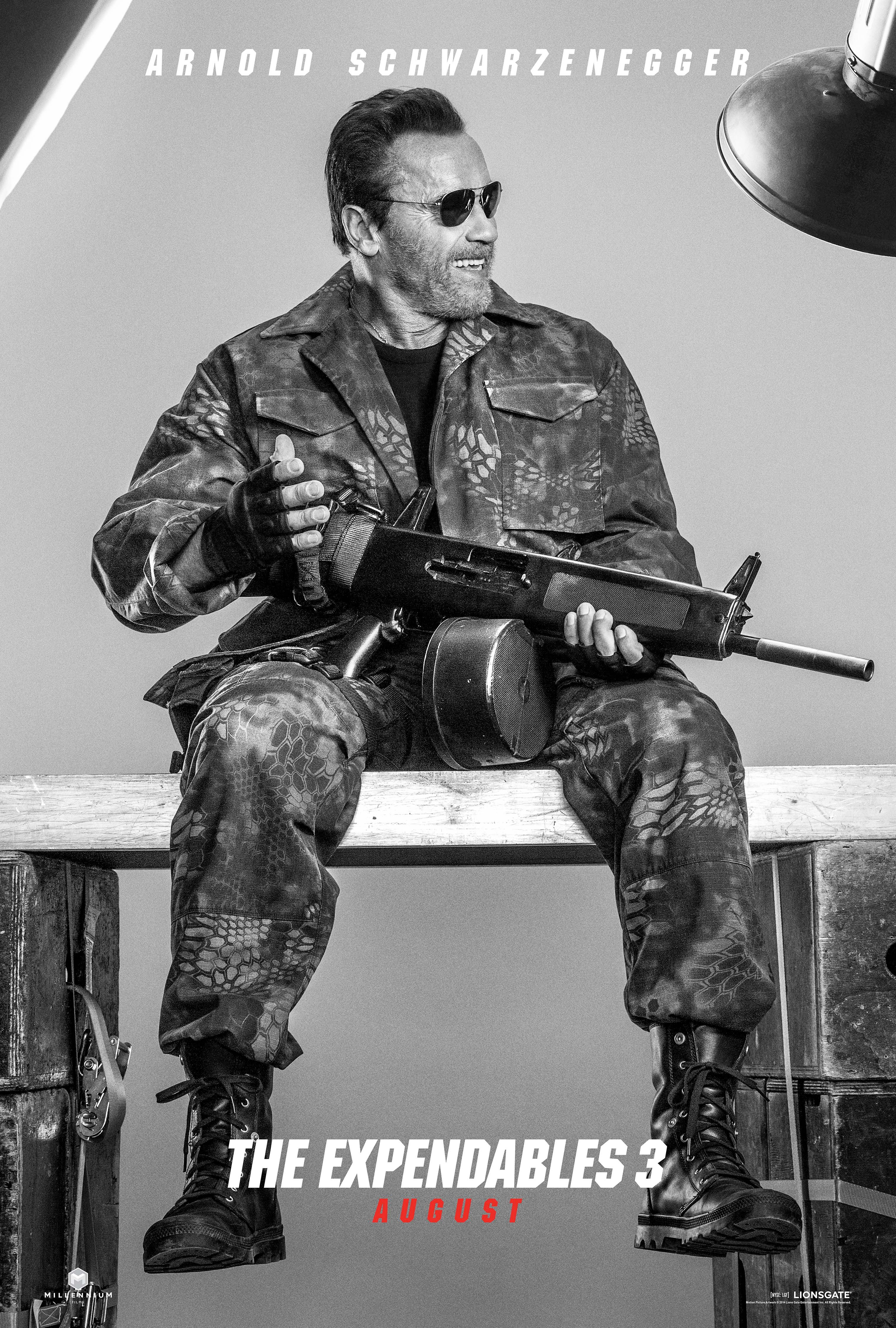 THE EXPENDABLES 3 Posters. THE EXPENDABLES 3 Stars ...