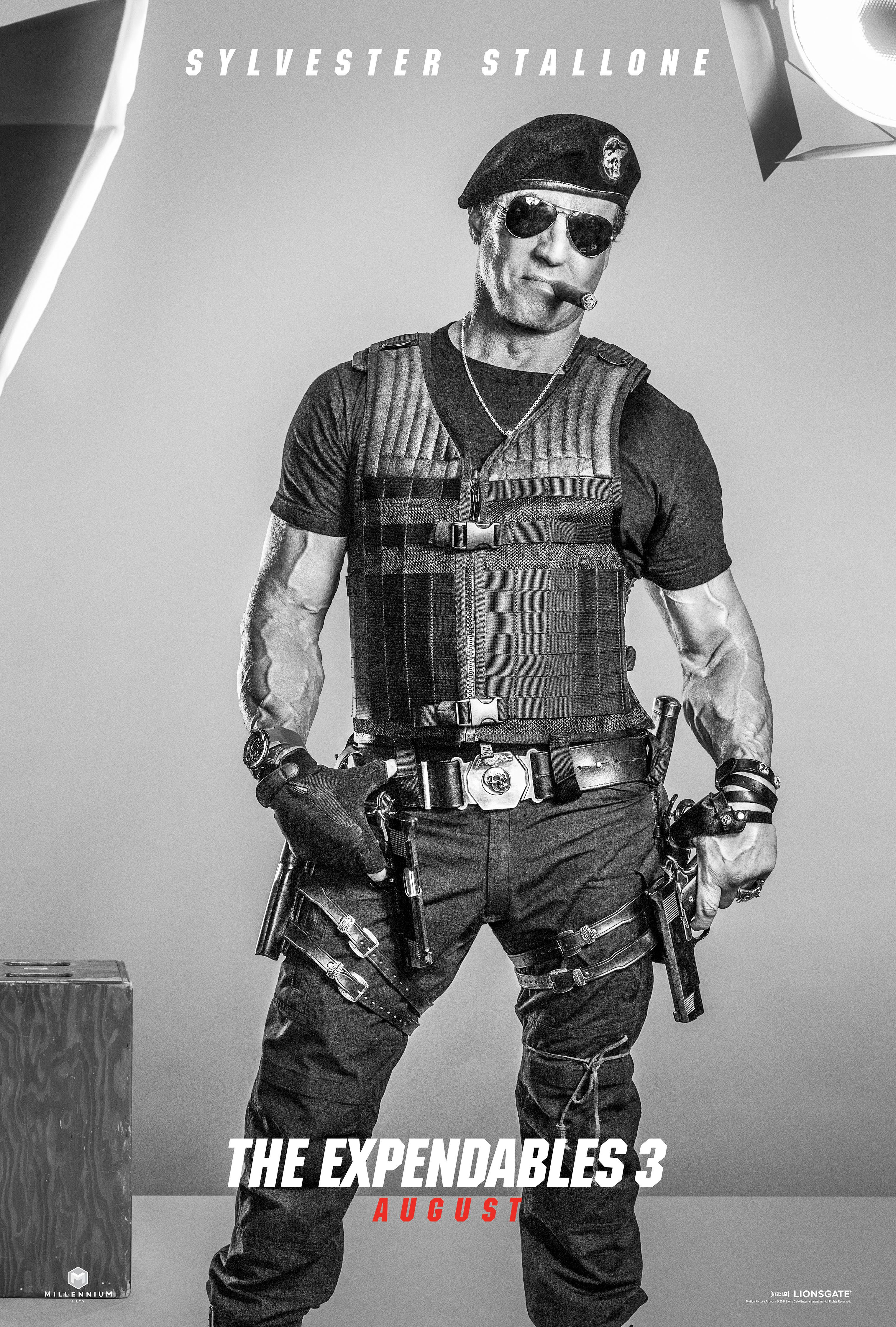 THE EXPENDABLES 3 Interview: Sylvester Stallone | Collider