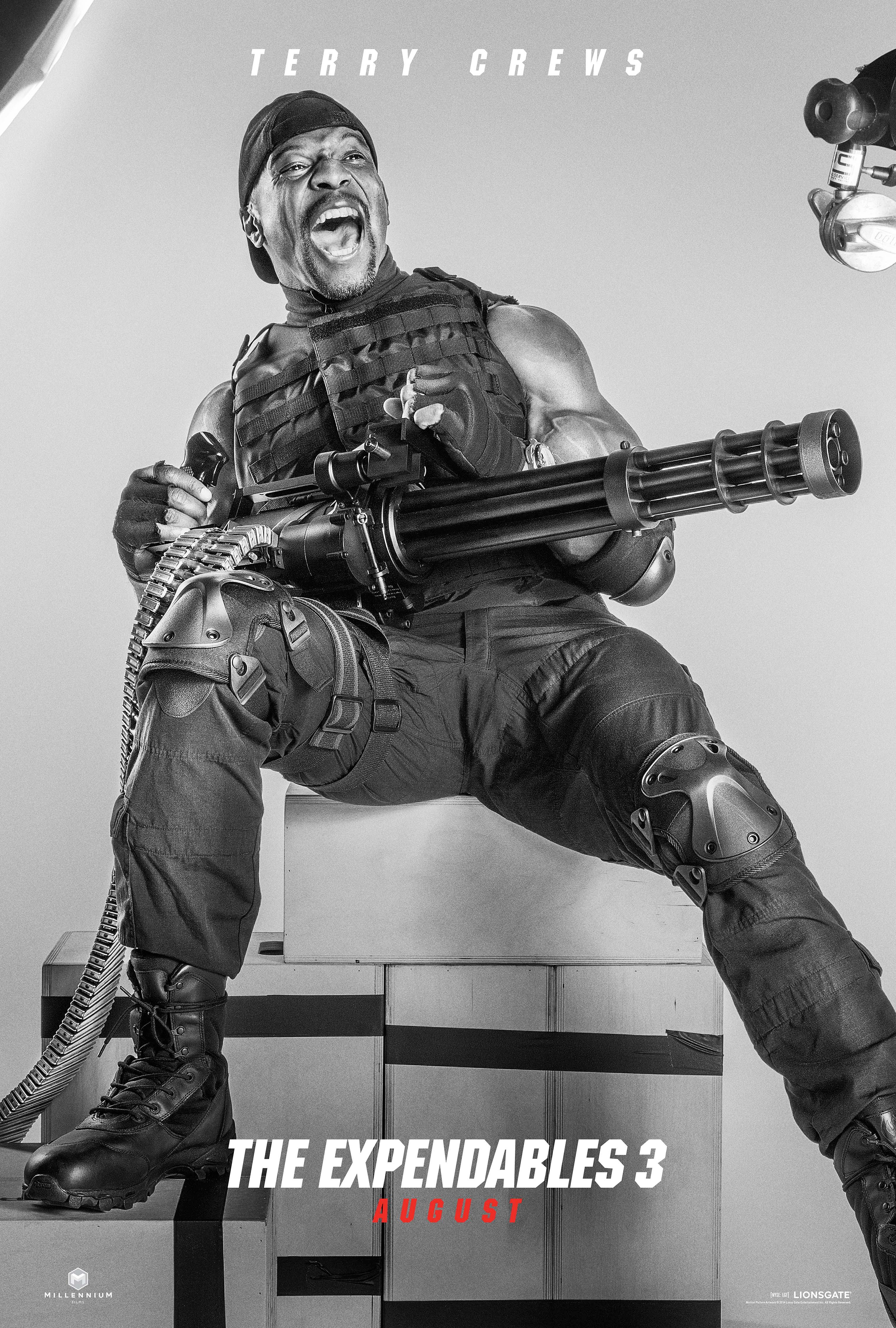 the expendables 3 interview with antonio banderas plus puss in boots