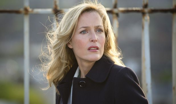 gillian anderson daughter