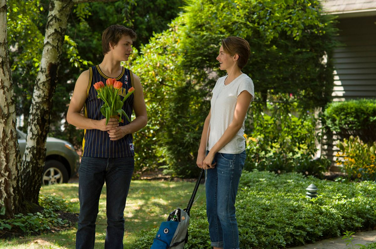 The Fault In Our Stars: THE FAULT IN OUR STARS Movie Review