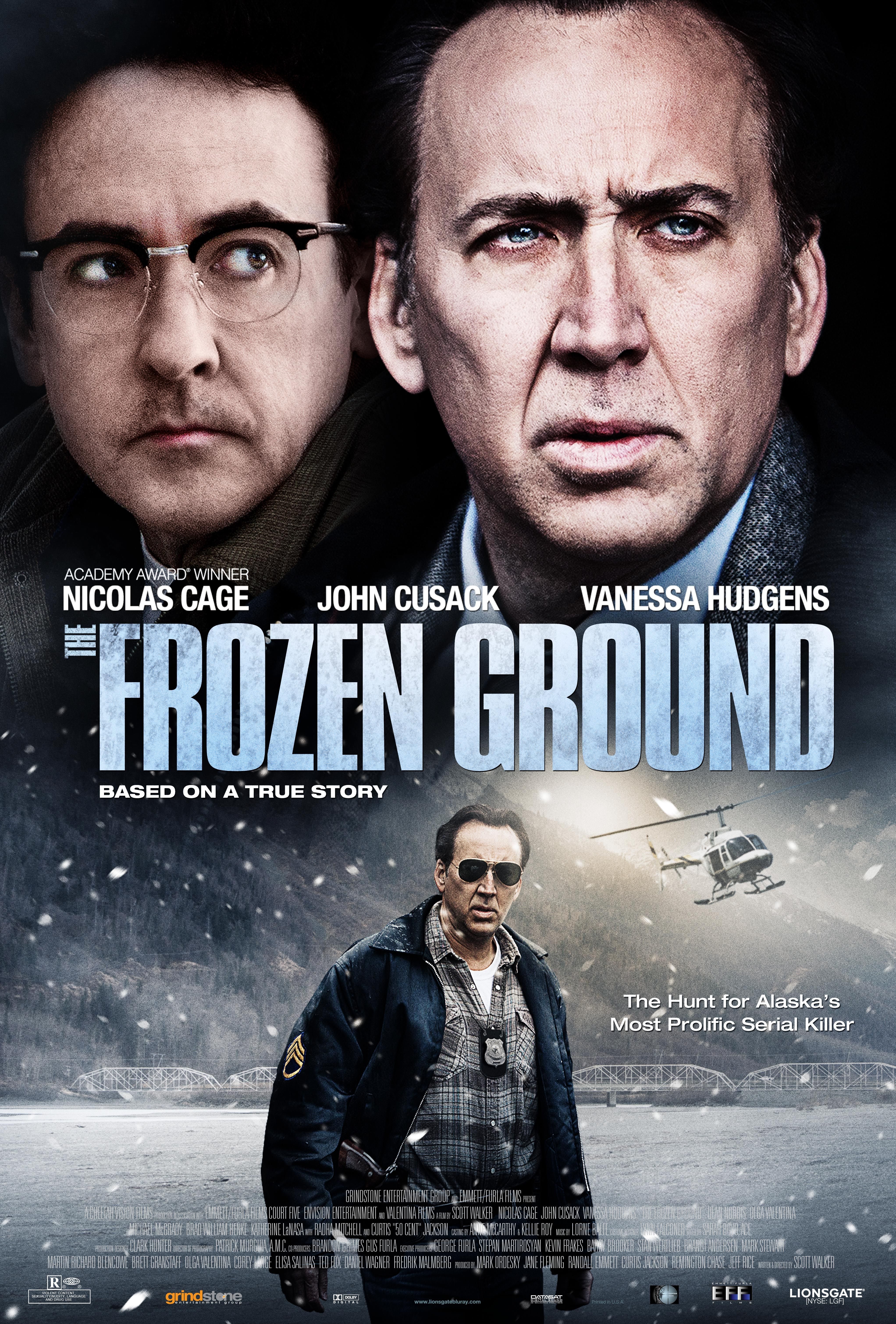 THE FROZEN GROUND Images Featuring Nicolas Cage, John ...