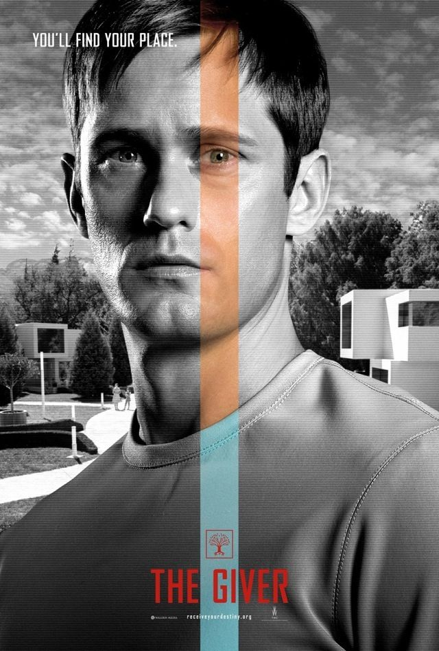 THE GIVER Posters and Images Featuring Jeff Bridges and ...