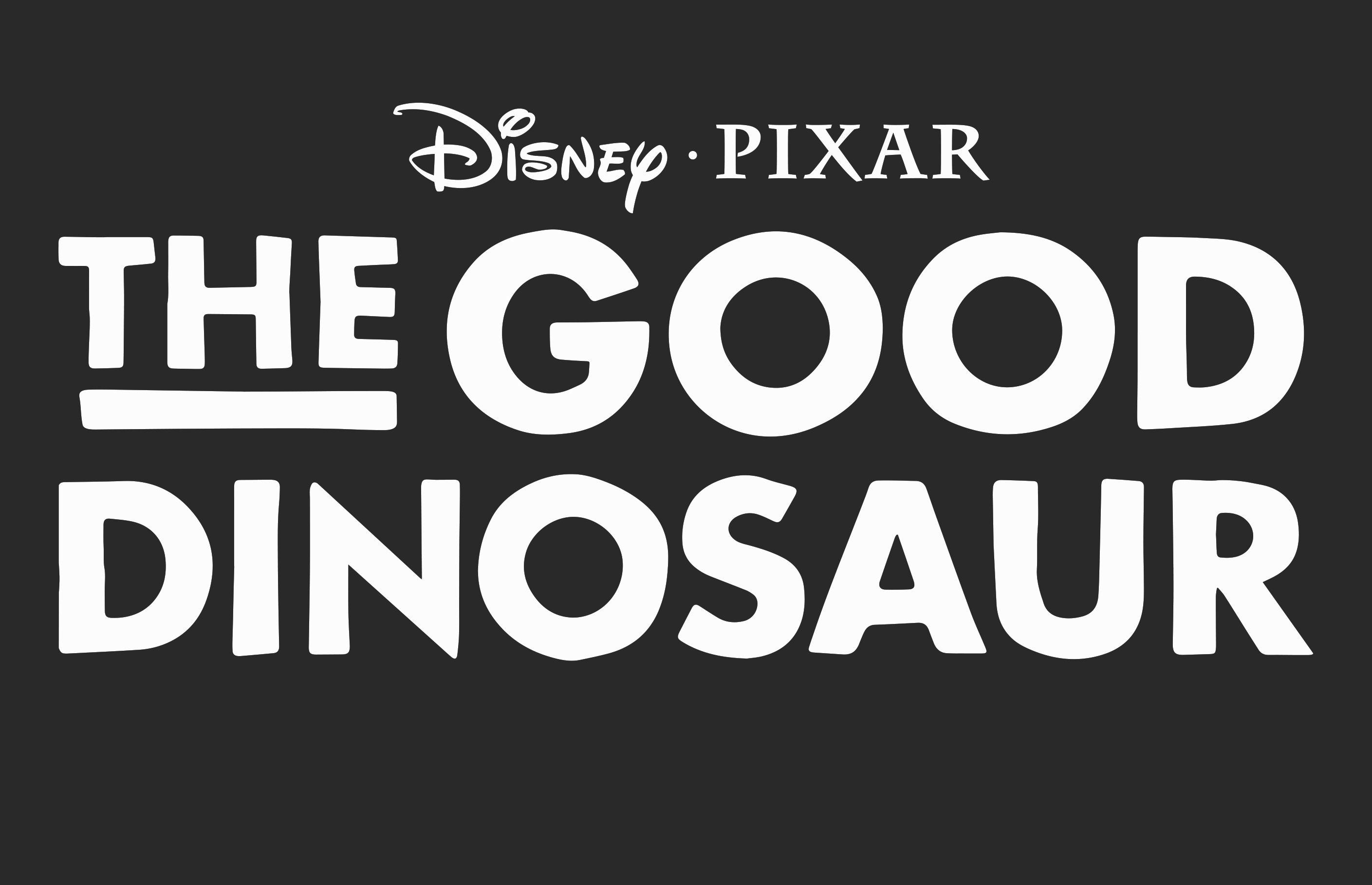 new the good dinosaur concept art and logo reveal pixars
