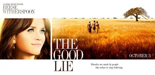the good lie banner poster