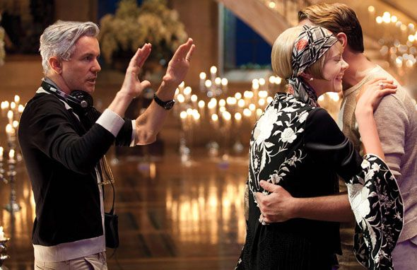 the great gatsby baz luhrmann carey mulligan leonardo dicaprio
