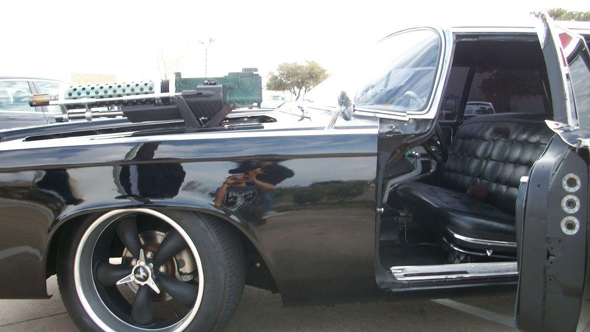 Car Used In Green Hornet