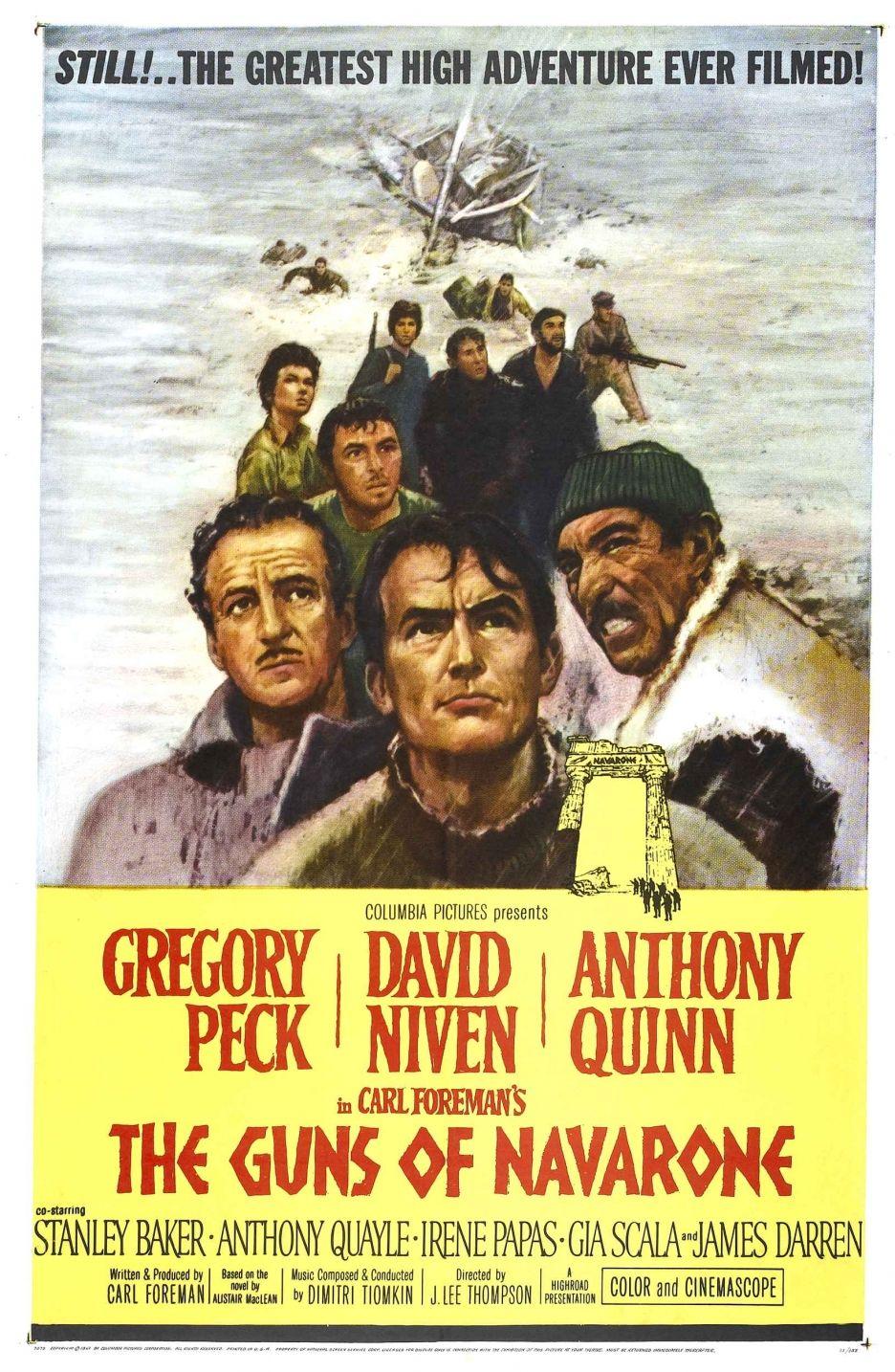 Movie Guns Of Naverone