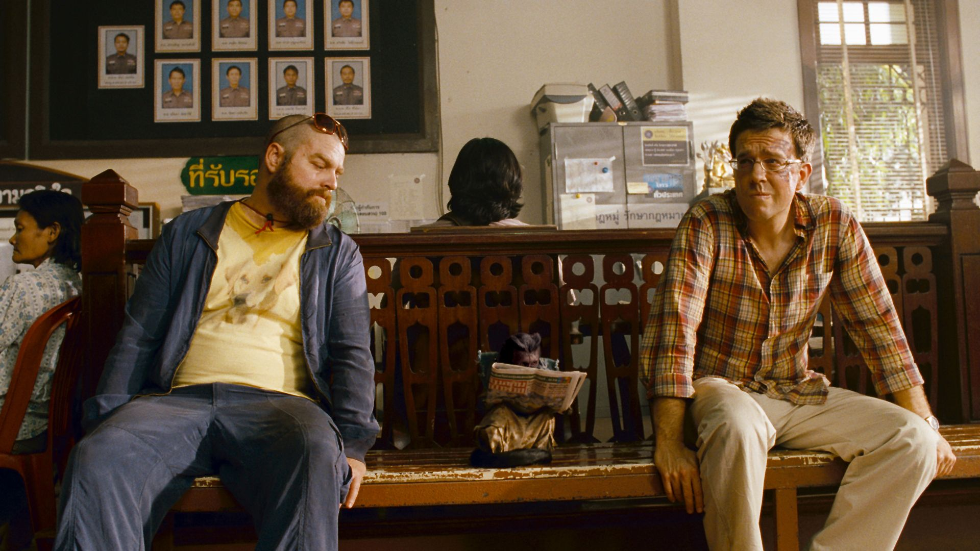 the hangover part ii movie images collider
