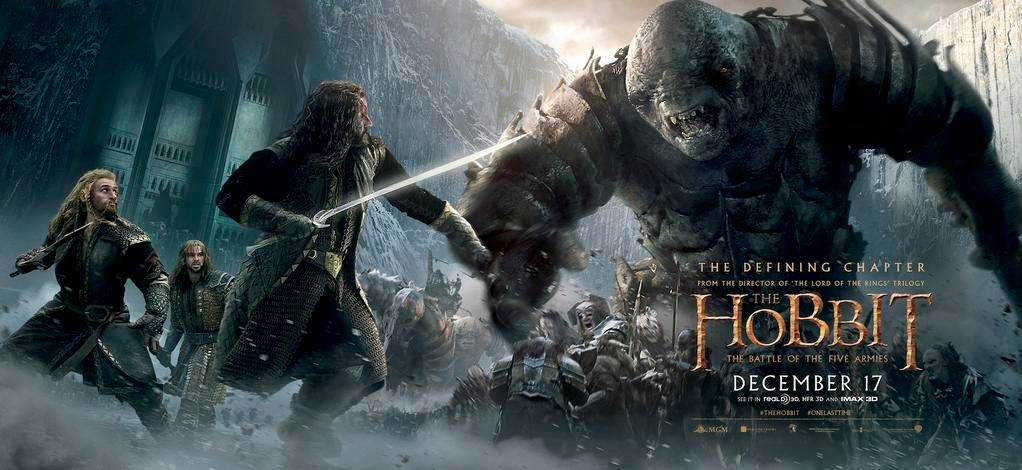 New The Hobbit: The Battle of the Five Armies Trailer Teases Epic ...