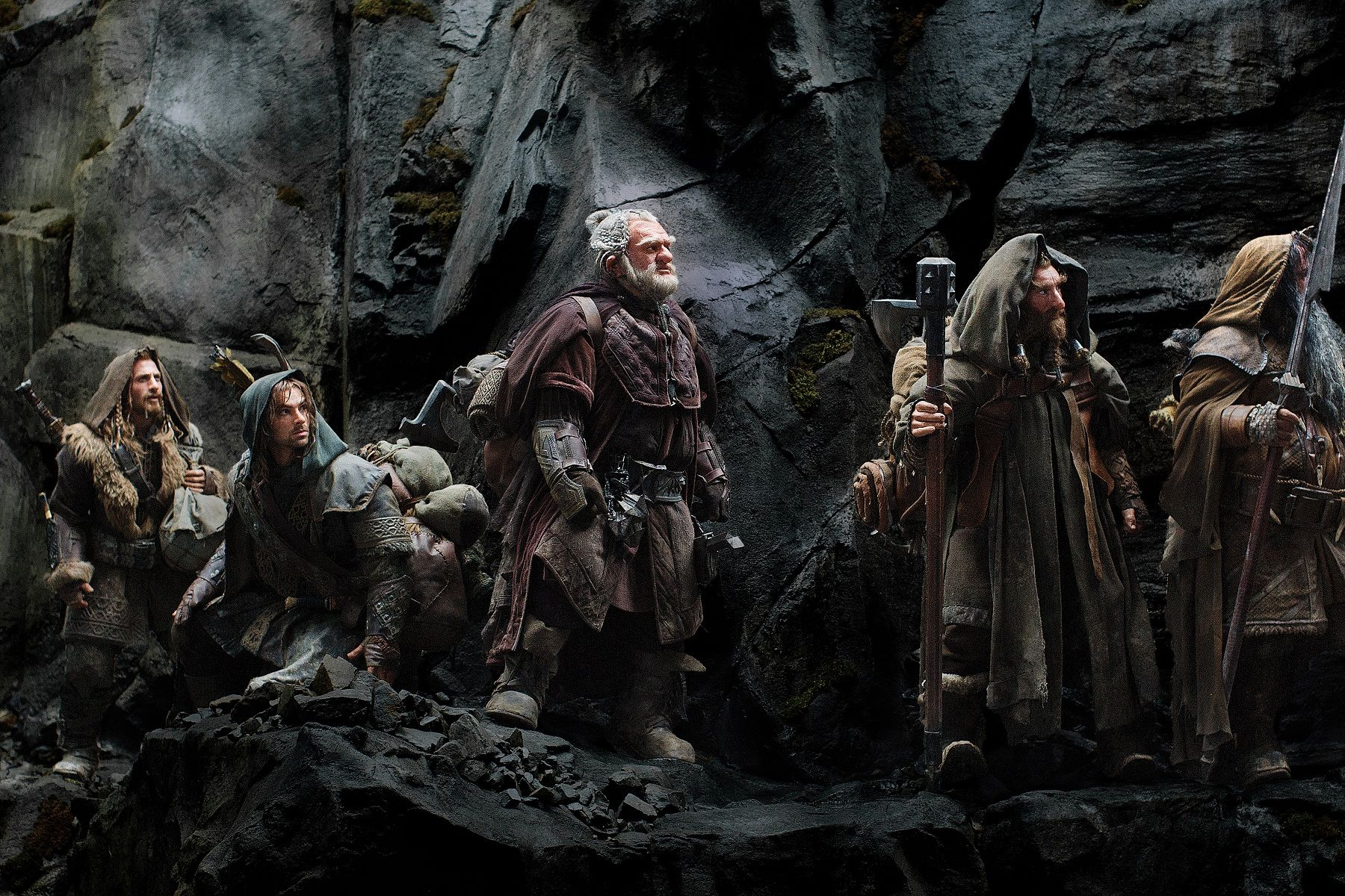 th hobbit Gandalf promises bilbo baggins a profitable quest, but the wizard has a  by  contrast, in the hobbit we find a world charged with a special.