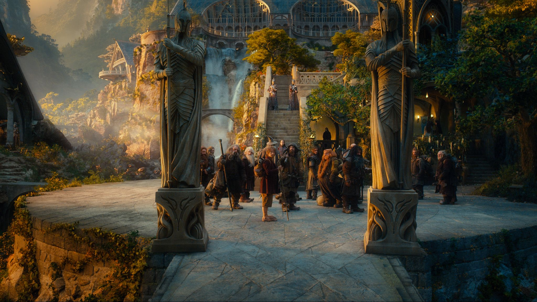 What Hobbit unexpected journey something is
