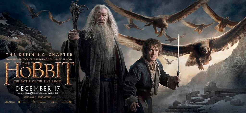 THE HOBBIT 3 Final Trailer [Super HD] - YouTube