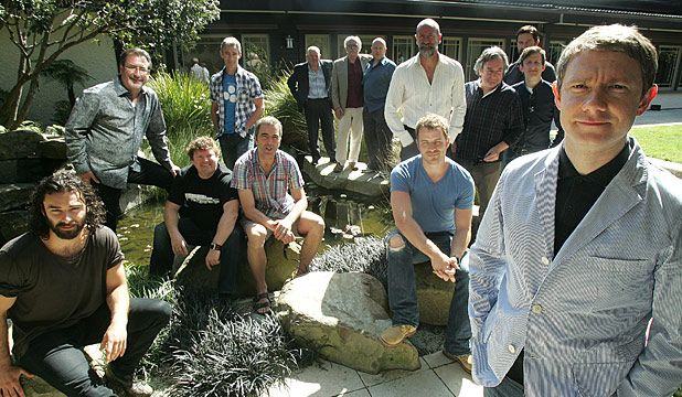 First Image of THE HOBBIT Cast | Collider