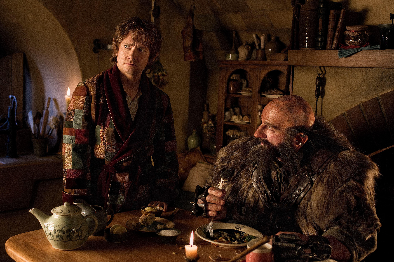 Very Hobbit unexpected journey