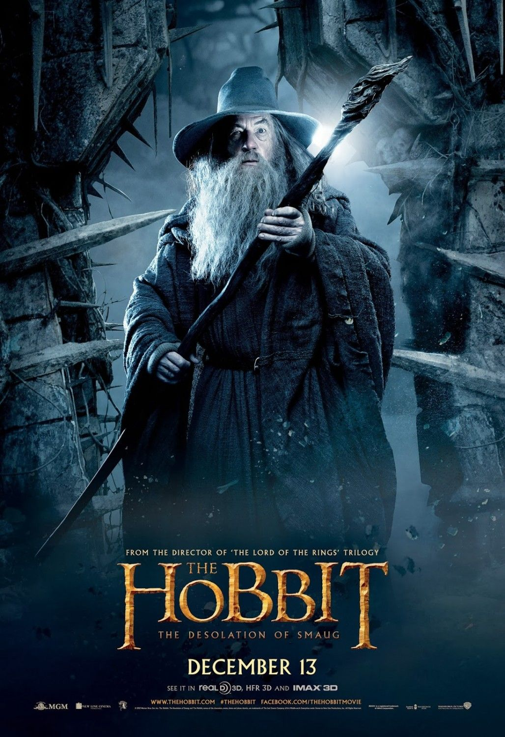 the hobbit: the desolation of smaug images and end credits song
