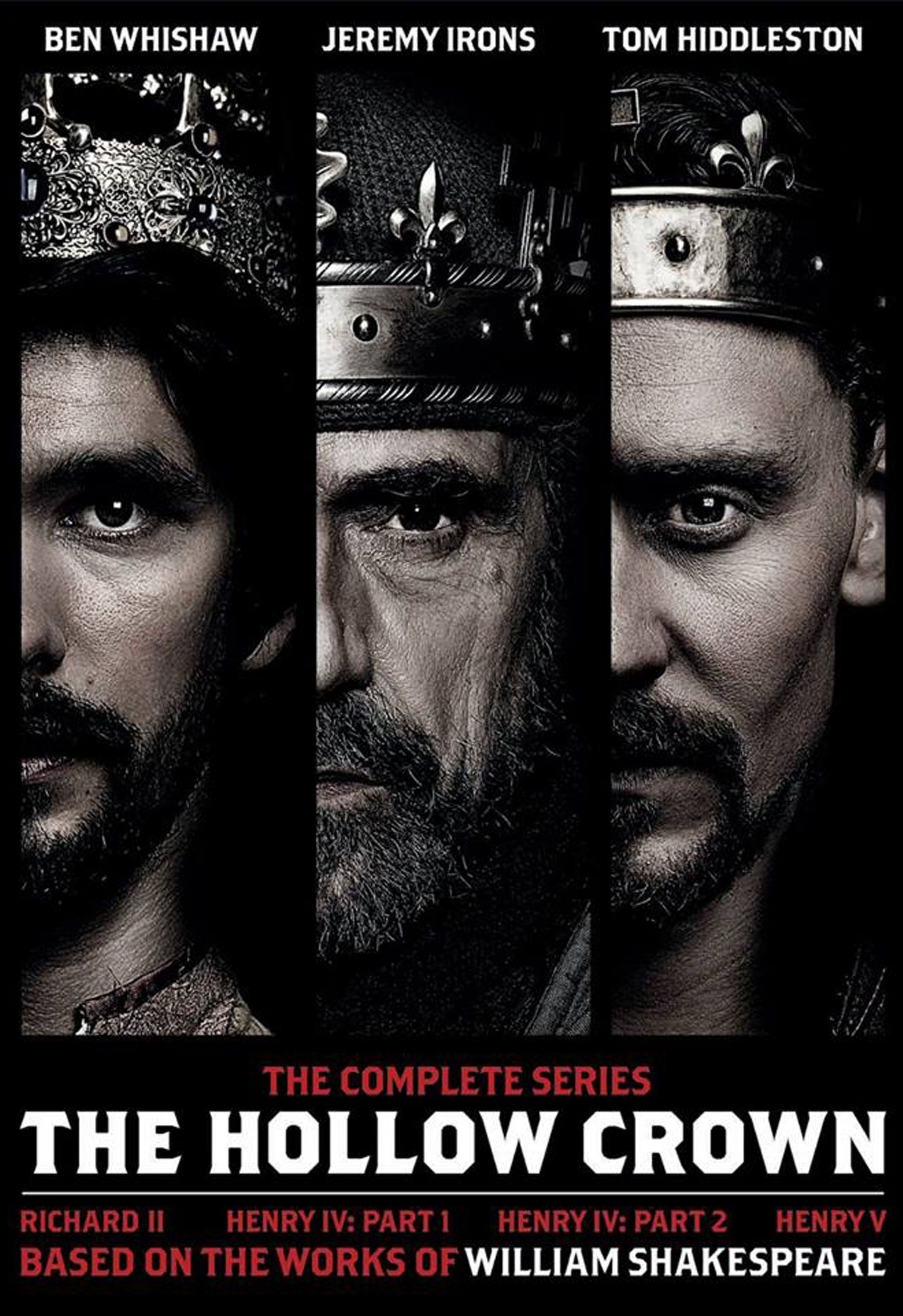 Image result for the hollow crown poster