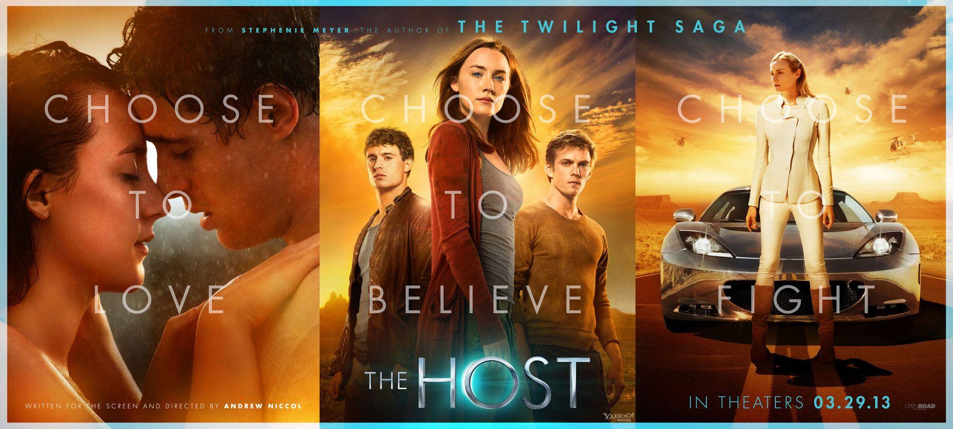 Stephenie meyer movie posters