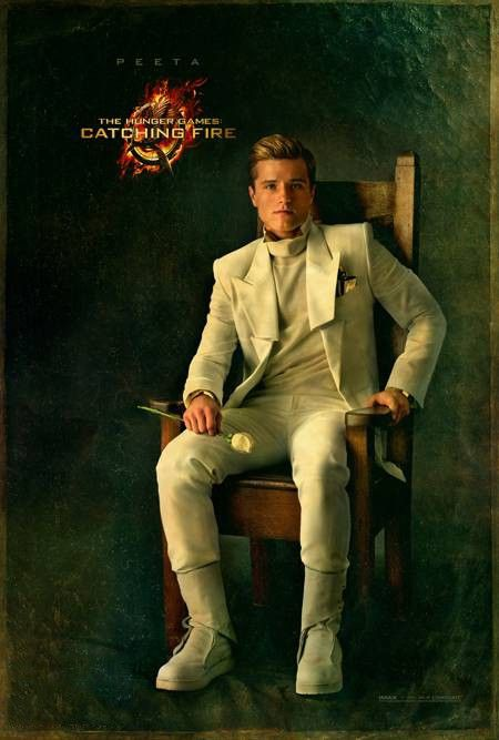 THE HUNGER GAMES: CATC...