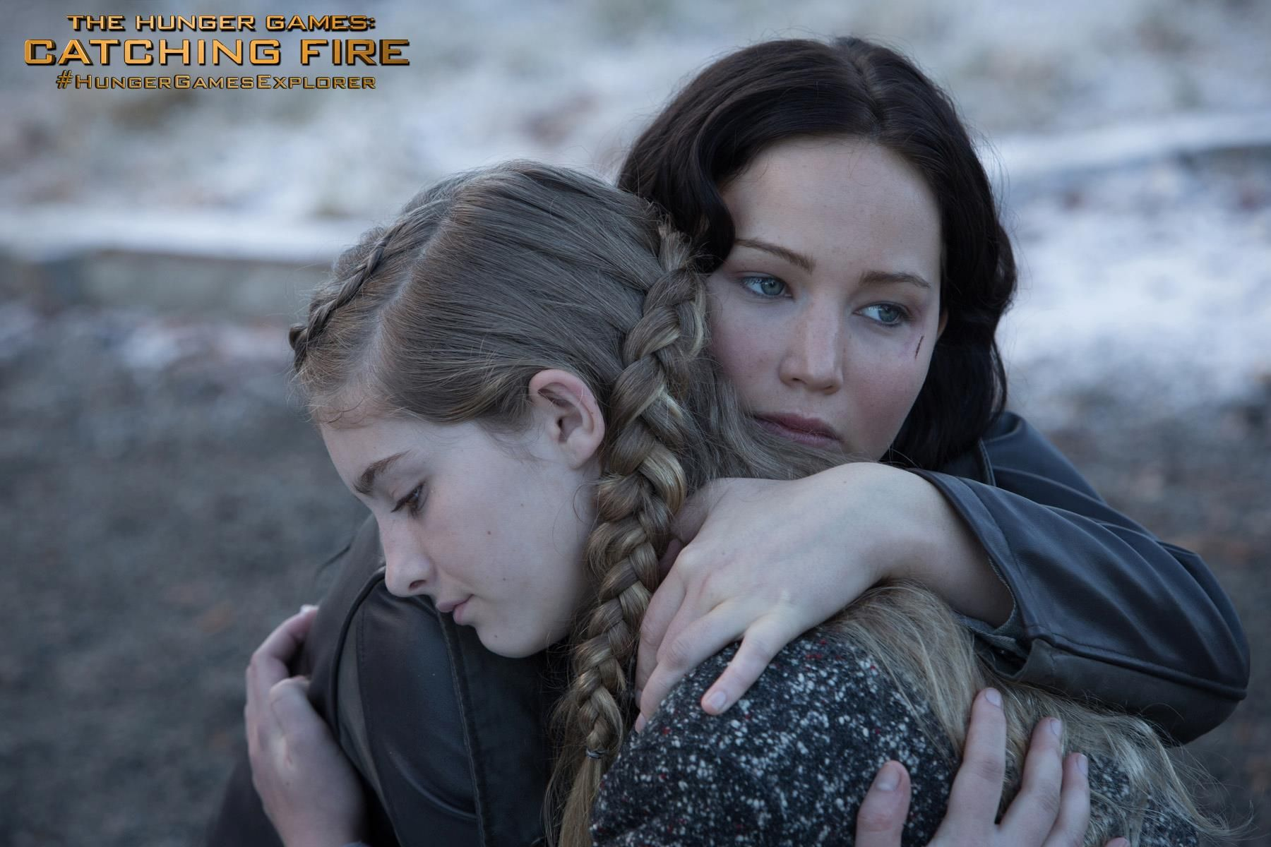 THE HUNGER GAMES: CATCHING FIRE Images Featuring Jennifer ...