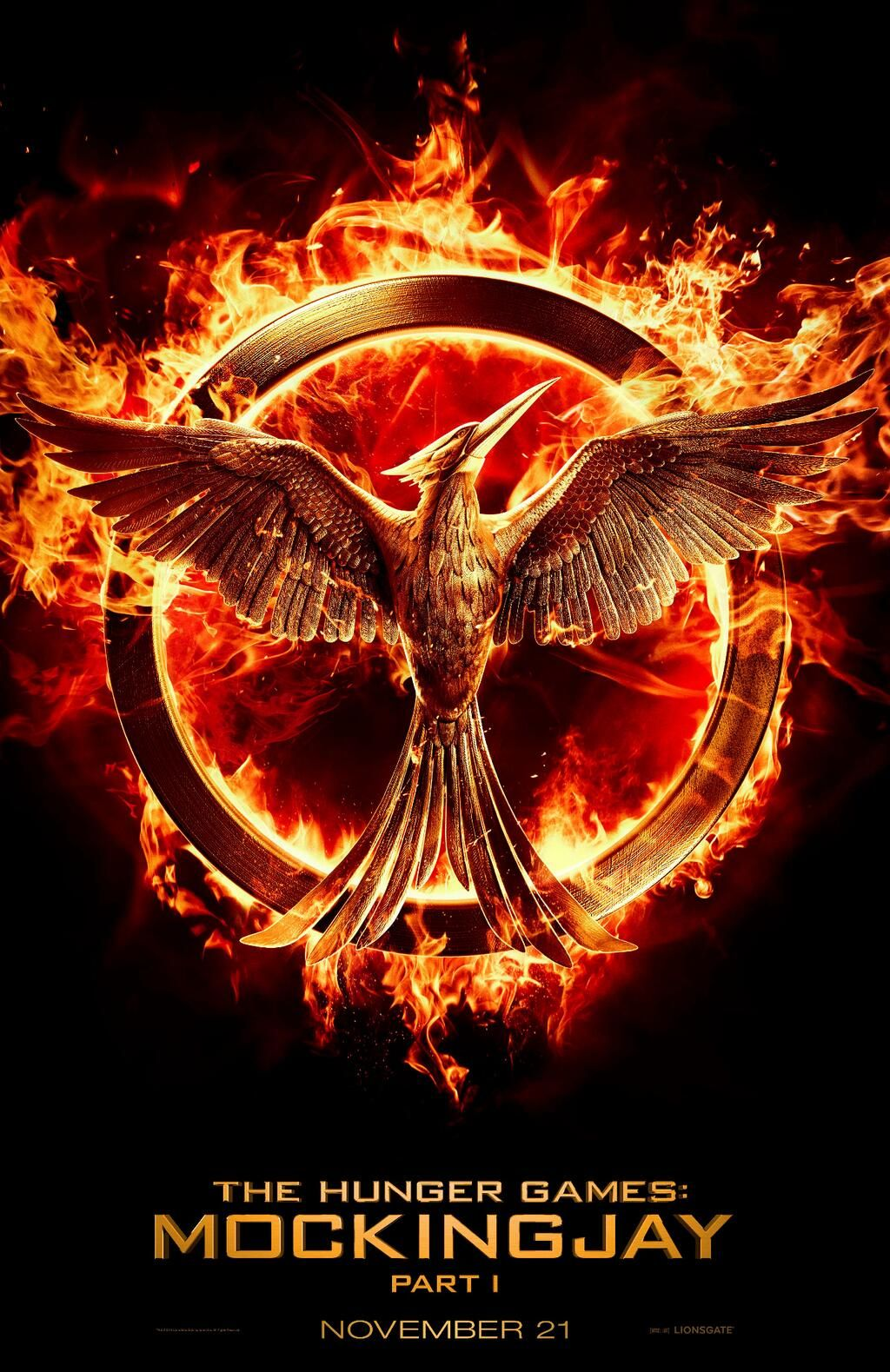 The Hunger Games: Mockingjay - Part 1 Trailer to Debut on