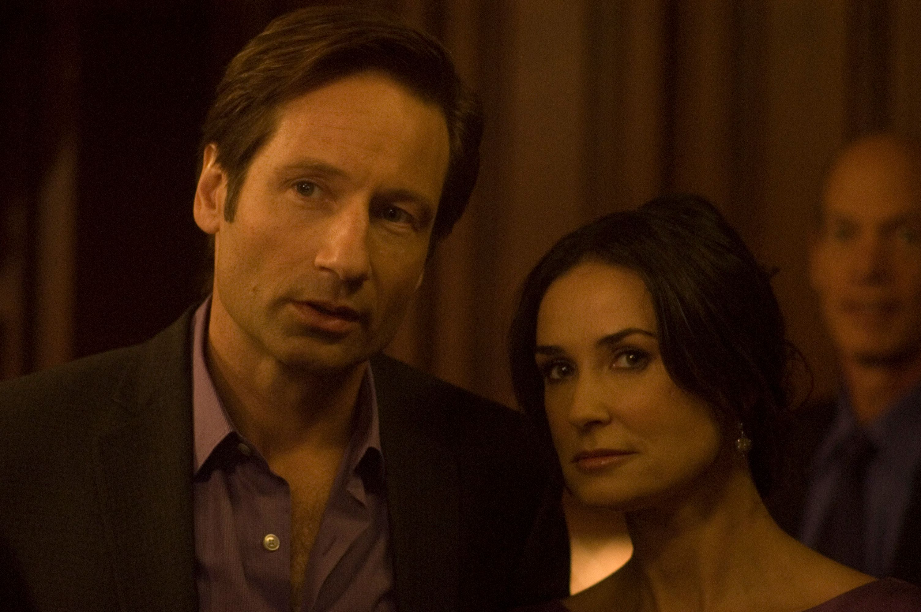 David Duchovny and Dem...