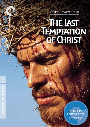 the last temptation of the christ blu ray cover