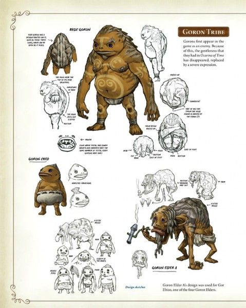 the-legend-of-zelda-hyrule-historia-goron