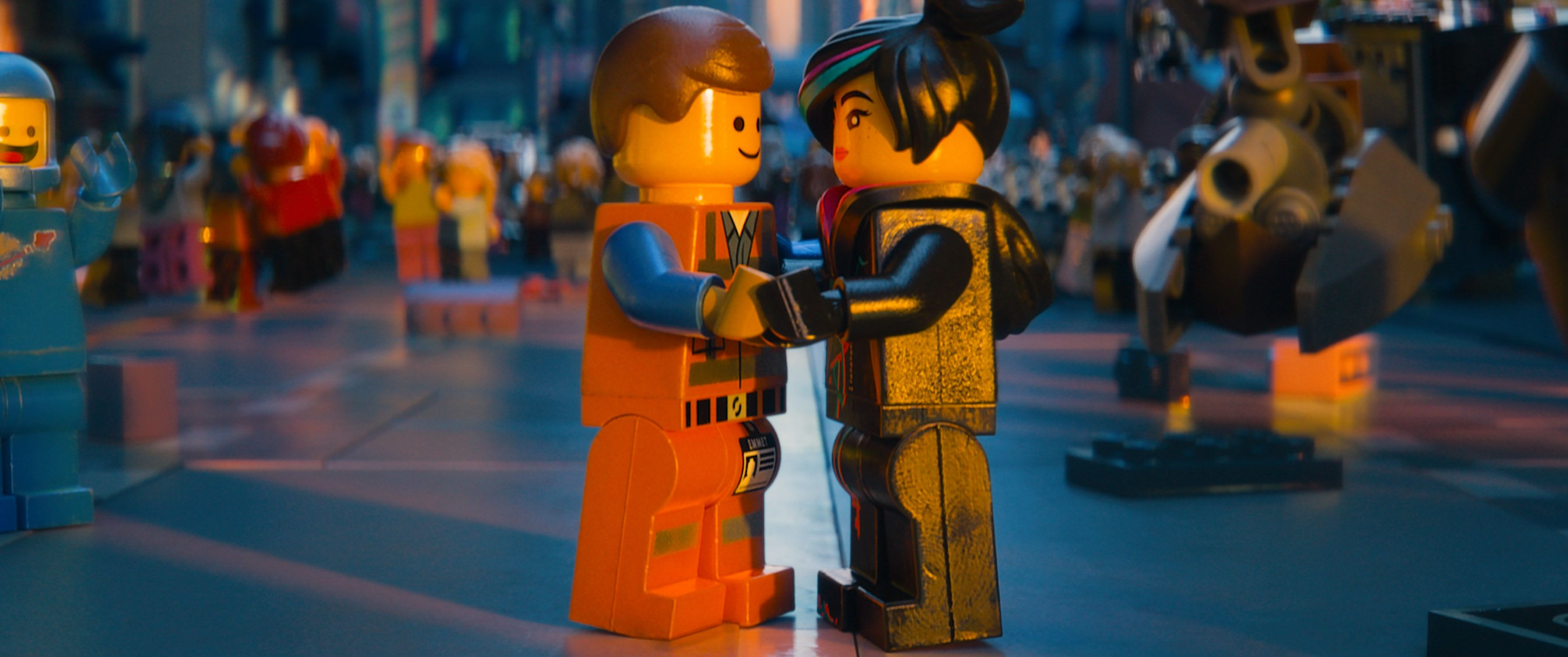 Pictures From The Lego Movie: Dan Lin Talks Lego Movie And Sequel, Sherlock Holmes 3, It