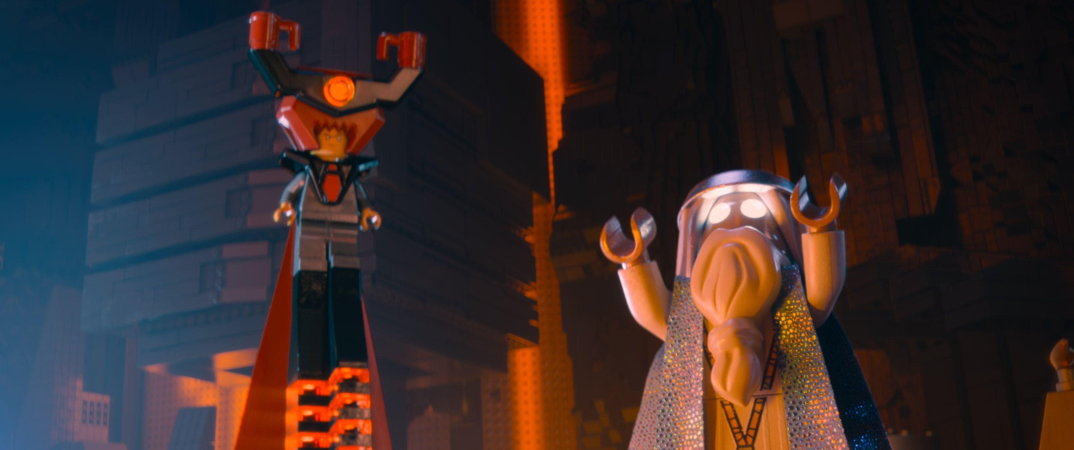 Lego Movie Characters Morgan Freeman