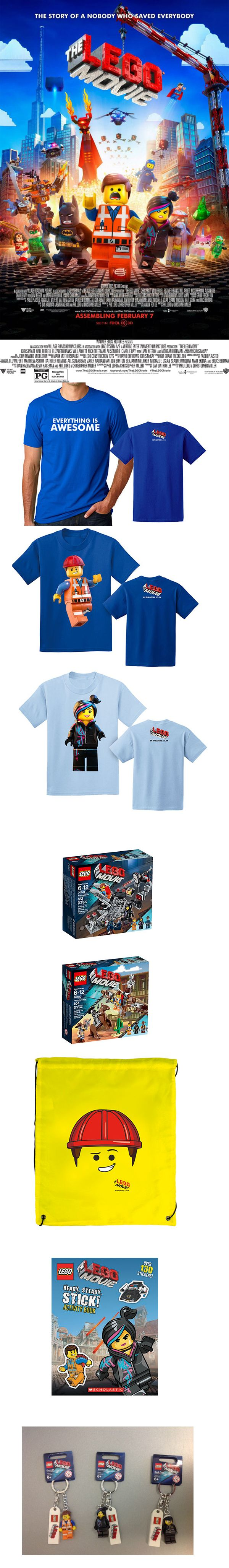 The Lego Movie Giveaway Collider Tee