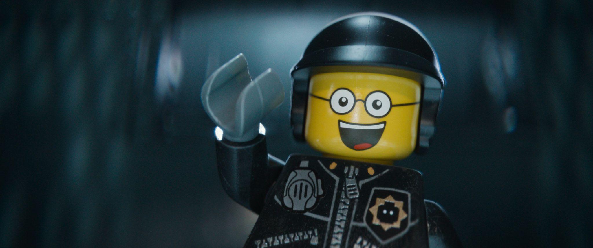 The Lego Movie Good Cop