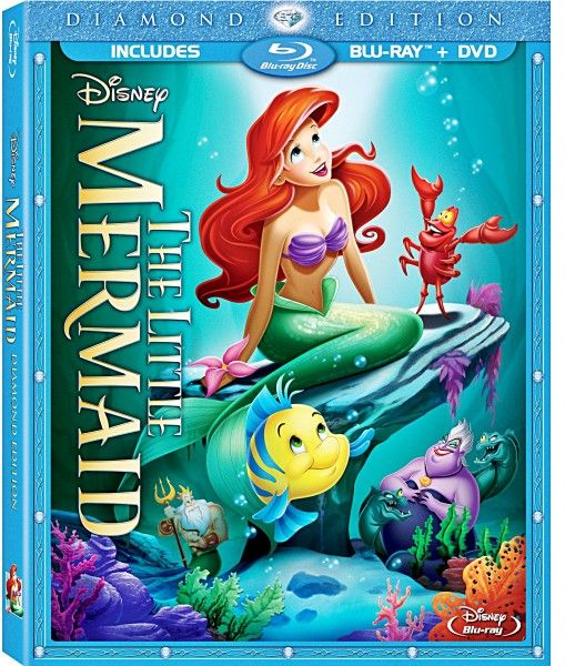 the-little-mermaid-diamond-edition-blu-ray