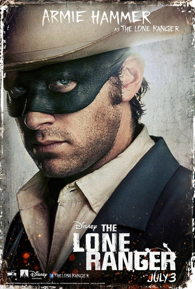 THE LONE RANGER Posters and Images. THE LONE RANGER Stars ...