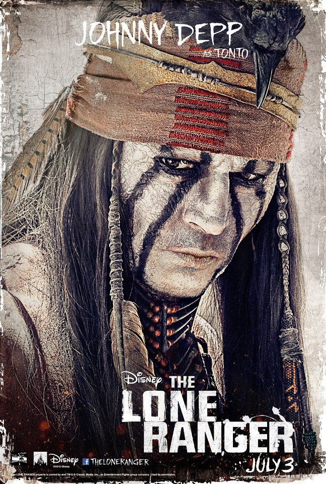 THE LONE RANGER Trailer Starring Armie Hammer : Collider