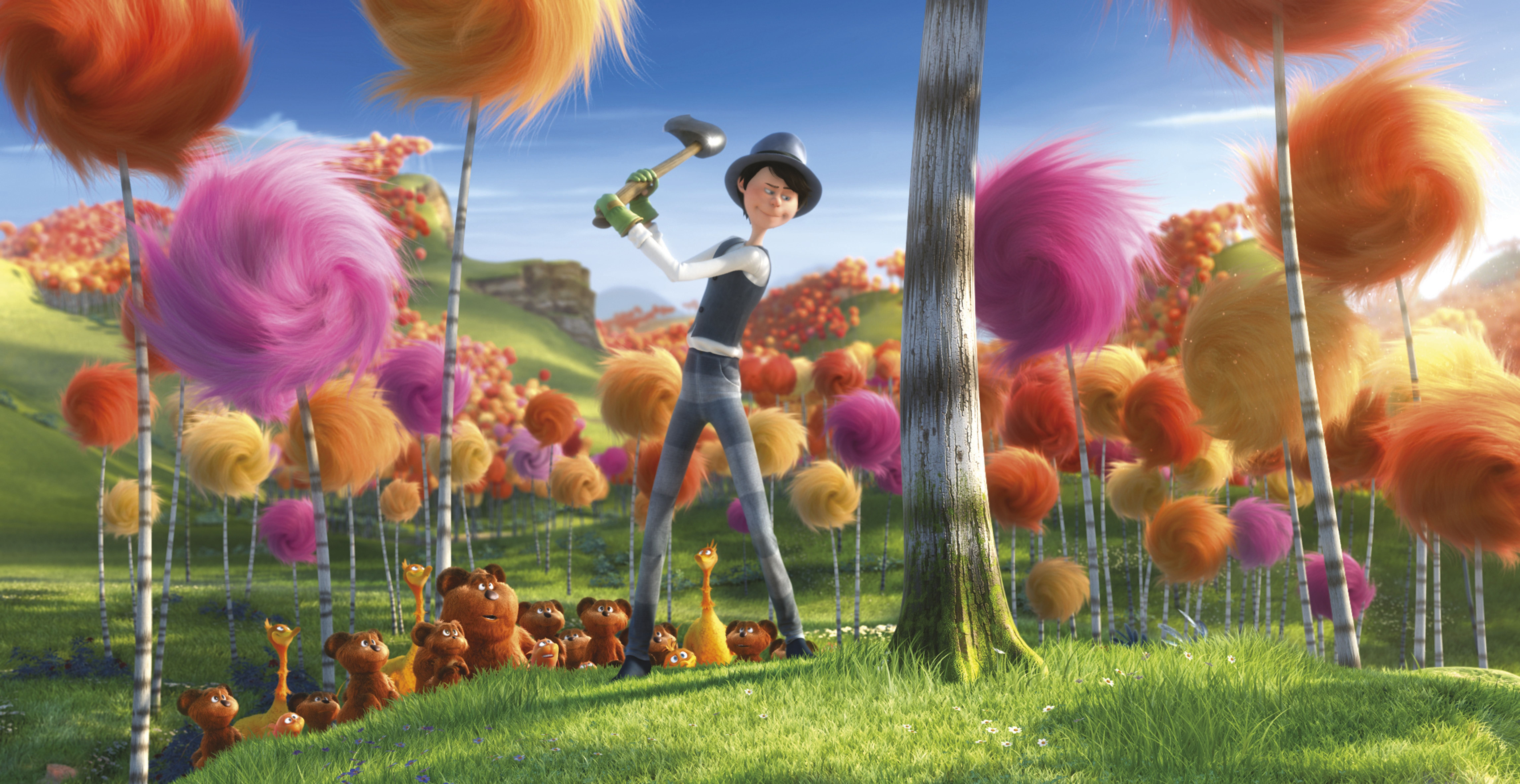THE LORAX Movie Image Once-ler   Collider