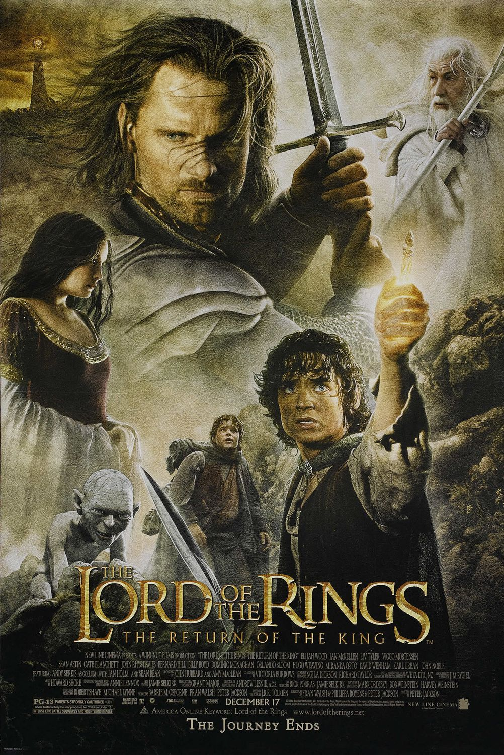The Lord Of The Rings 2 The Lord Of The Rings Extended Edition Bluray Review  Collider