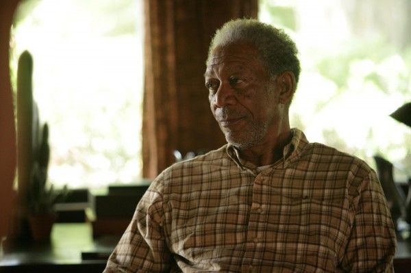 the magic of belle isle morgan freeman