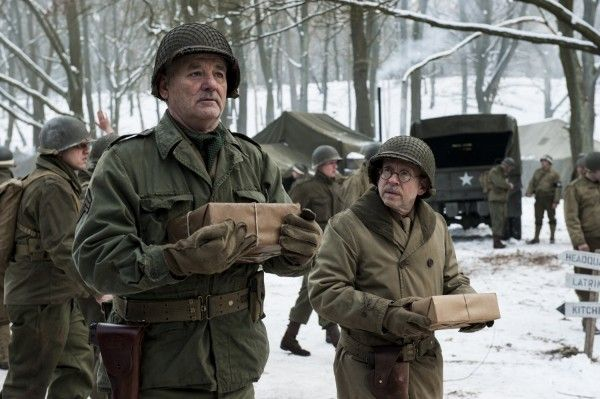 the-monuments-men-bob-balaban-bill-murray