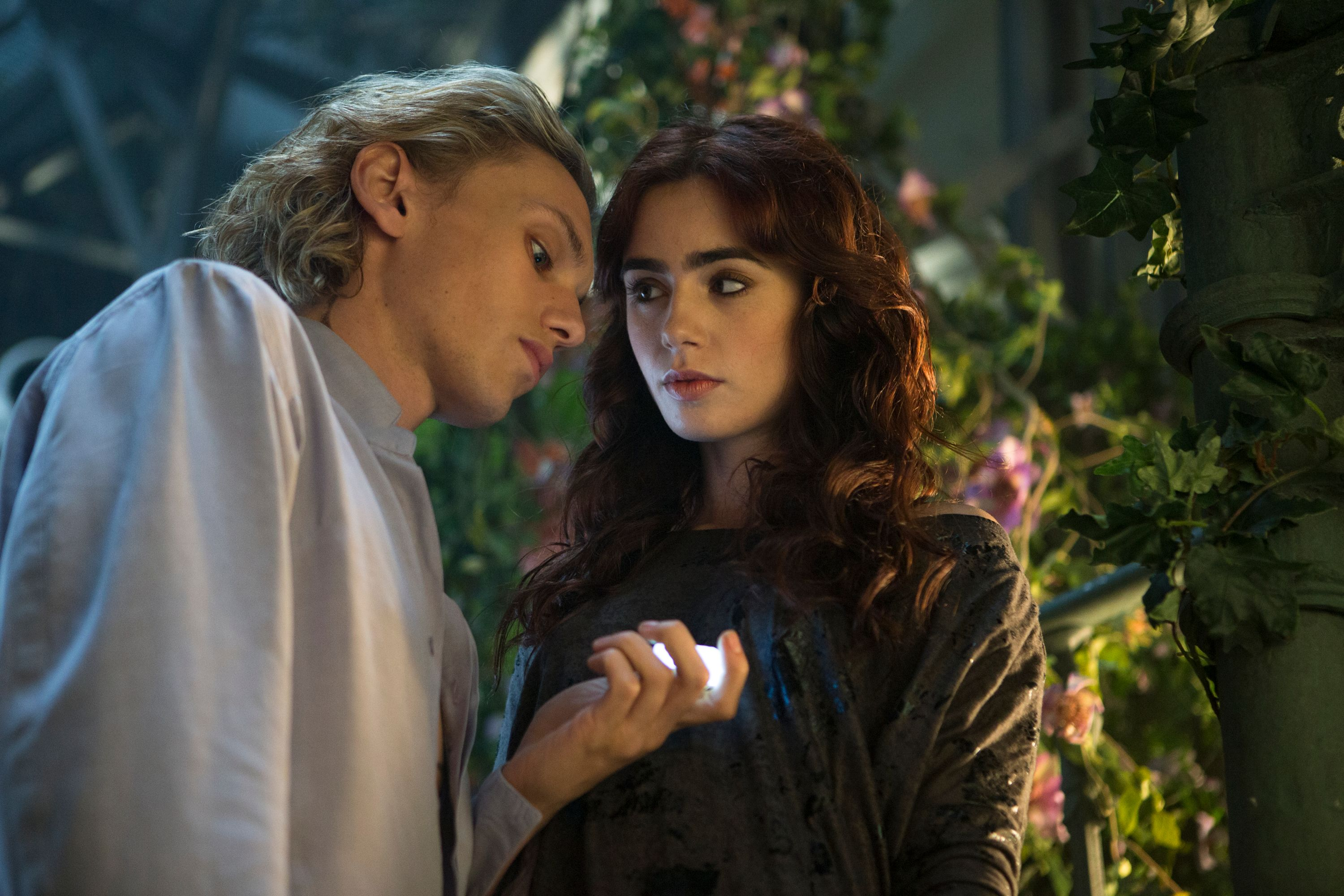 Mortal Instruments Interview: Jessica Postigo Paquette ...