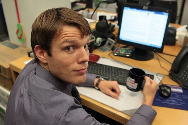 The Office jake lacy