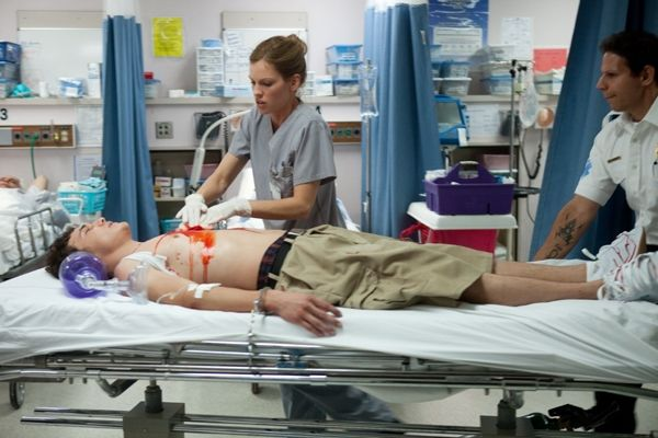 The Resident movie image Hilary Swank